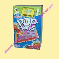 Wildberry Pop Tarts