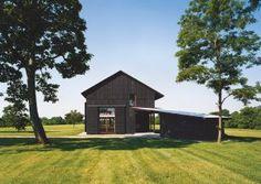 Rustic Exterior by Garrett Finney via @Architectural Digest #designfile