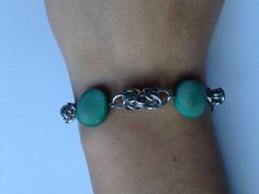 Candylicious Chainmaille Bracelet on Etsy, $40.00 CAD