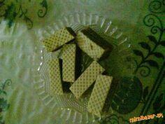 Oblátková torta