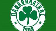Panathinaikos FC Greece Soccer Football Bumper Sticker Decal x Football Team Logos, World Football, Football Soccer, Soccer Teams, Sports Logos, Soccer League, Top Soccer, Soccer Logo, Final Do Mundial