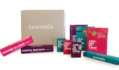 Santería (Student Project) on Packaging of the World - Creative Package Design Gallery