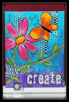 """Create"" by Tracy Weinzapfel"