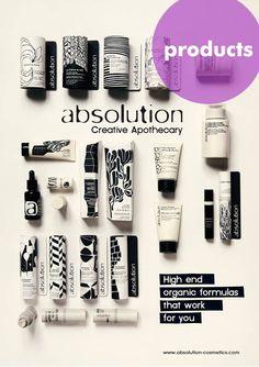 absolutiion - Kult-Brand aus Frankreich. Massgeschneiderte Bio Kosmetik für sie & îhn. Mix and Match diese tollen Trendprodukte individuell auf dein Hautbedürfnis. Starke, gesunde Anti-Aging Kraft aus der Natur - my new Love :-)