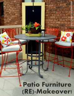 Patio Furniture (Re)
