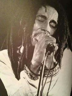 Reggae, music you feel deep in your soul. It moves you.