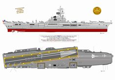 Military Drawings, Military Weapons, Navy Ships, Military Equipment, France, Submarines, Aircraft Carrier, Battleship, Us Images