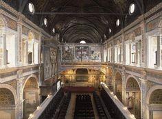 Chiesa di San Maurizio al Monastero Maggiore #BeniCulturali