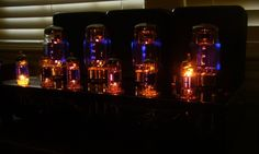 My 1959, Harman Kardon, Citation II tube amplifier at full operating temperature.  -K-