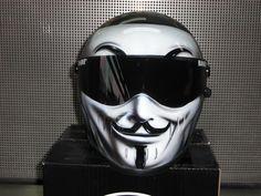 Nr.117 - Bandit XXR - Guy Fawkes