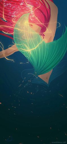 Day 30: Favorite Movie. Little Mermaid.