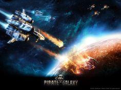 Pirate Galaxy free browser game  (pirategalaxy.com) Wallpaper 3