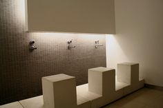 Ablution fountains - Multifaith Centre - University of Toronto | Flickr - Photo Sharing!