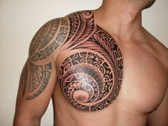 Maori tattoos – Tattoos And Ta Moko Tattoo, Hawaiianisches Tattoo, Samoan Tattoo, Chest Tattoo, Love Tattoos, New Tattoos, Tattoos For Women, Tattoos For Guys, Polynesian Designs
