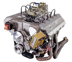 Ford 427 SOHC.Huge and rare