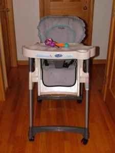 High Chair, Pac 'n Play, Stroller Combo - $150 (Elk Rapids/Wmsbg)