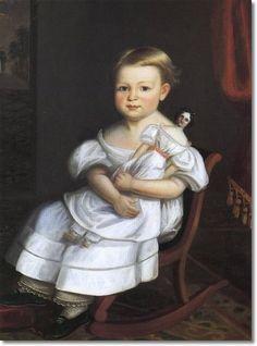 Young Girl 1837