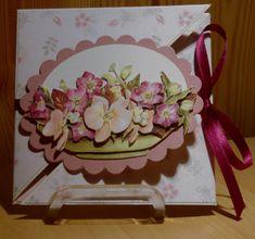 6-fold card