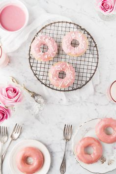 Baked Donuts //