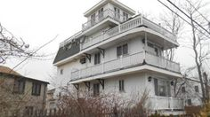 The skinny house: 10-A Roughan Street in Revere is not something you see everyday. The very skinny multi-family home has only 966 square feet of living space across two units. It was built in 1960.