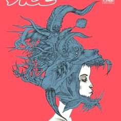 Vice Magazine -Jan 2012- The Children of The Dragon by David Choe