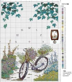 Just Cross Stitch Patterns | Learning Crafts is facilisimo.com