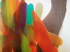 Morris Louis - 'Floral' - 1959