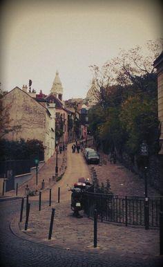 Montmartre,Parigi