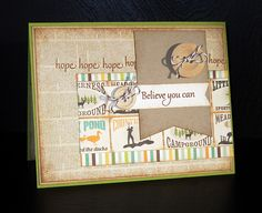 Sweet n Spiffy: a card for my Dad