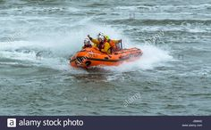 Download this stock image: Scenes from Moelfre Lifeboat day on Anglesey, taken on the 16th August 2014. - JB6840 from Alamy's library of millions of high resolution stock photos, illustrations and vectors.