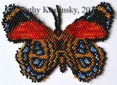 Бабочка Калликора Цинозура