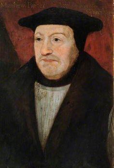Mathew Parker, chaplain to Anne Boleyn