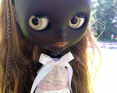 Custom Brown Blythe Doll, OOAK named Teddy, by EmmyB.lythe ...