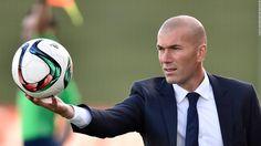 La historia de Zidane #futbol #jugador
