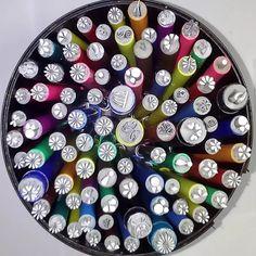 carimbos para fazer adesivos de unhas kit c/15 Pedicure Designs, Manicure E Pedicure, Nail Designs, Nail Envy, Acrylic Nail Art, Nail Tools, Nail Arts, Toe Nails, Nespresso