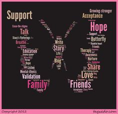 Talking About Mental Illness: Mental Health Month Blog Party 2012