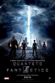 Assistir Filme Quarteto Fantástico Dublado - 2015