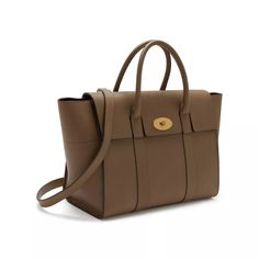 ... italy shop the bayswater with strap in clay small classic grain on  mulberry. the bayswater 3cc4553fb3fba