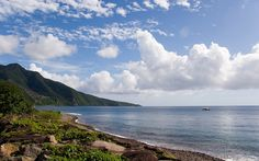 Guadeloupe is wildly beautiful inland and on its shores