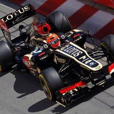 Kimi Raikkonen - Monaco 2013 @Stefania F1 Team #Padgram