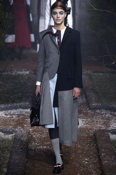 Thom Browne Fall 2016 Ready-to-Wear Fashion Show - Alma Durand
