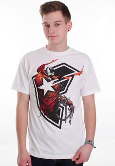Order Famous Stars And Straps - Spawn Inside White - T-Shirt by Famous Stars And Straps for €34.99 (4/5/2012) at Impericon - The biggest assortment in Europe. Free shipping on orders over 100€.