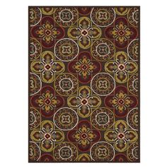 I pinned this Mallorie Rug from the Rugs Under $300 event at Joss and Main!