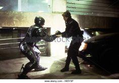 RoboCop, USA 1987, Director: Paul Verhoeven, Actors/Stars: Peter Weller, Nancy Allen, Dan O'Herlihy - Stock Image