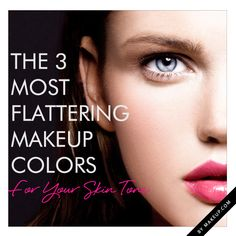 the best makeup colors for your skin tone // such smart tips straight from a makeup artist!    Visit my site Real Techniques brushes makeup -$10