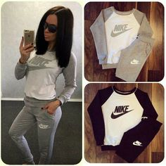Stylish womens #tracksuit , looks #cute and #sexy
