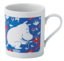 Moomin Mug Cup MADE IN JAPAN  from JAPAN