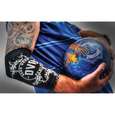 DV8 Arm/Elbow Sleeve Bowling Accessories, Compression Sleeves, Tribal Tattoos, Stretch Fabric, Balls, Arm, Arms