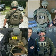 Le Enforcement:FBI