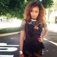 The Fabulous Miss Matheba